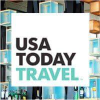 USA Today Travel logo.