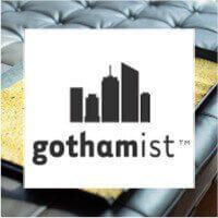 Gothamist Logo.